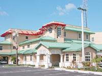Tavernier office building