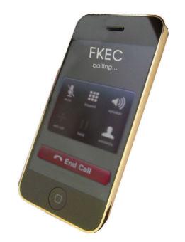 iPhone calling FKEC