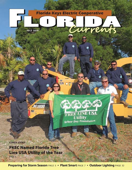 Florida Currents magazine cover
